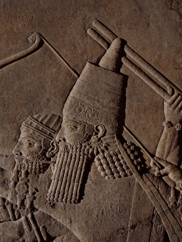 Babylon - Ashurbanipal Relief