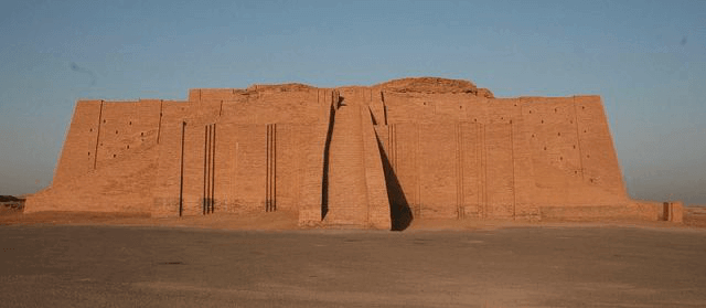 Sumer - Ziggurat of Ur Photo