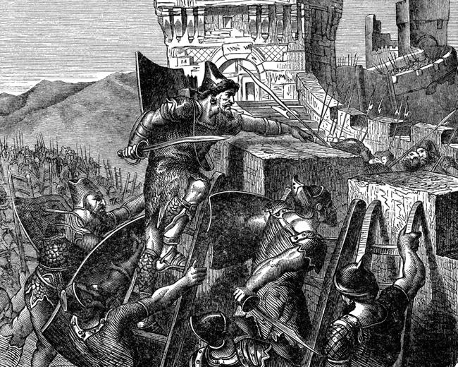Babylonia - Babylonian Siege of Tyre